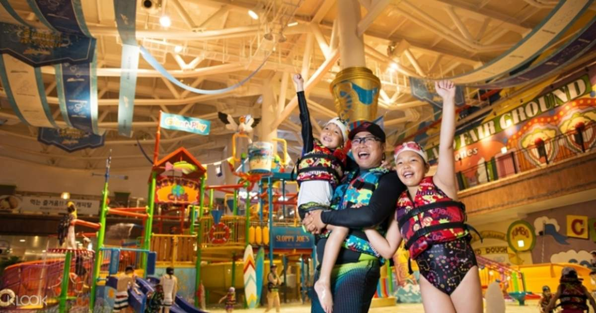 Discount Tickets to Onemount Water Park in Gyeonggi-do - Klook
