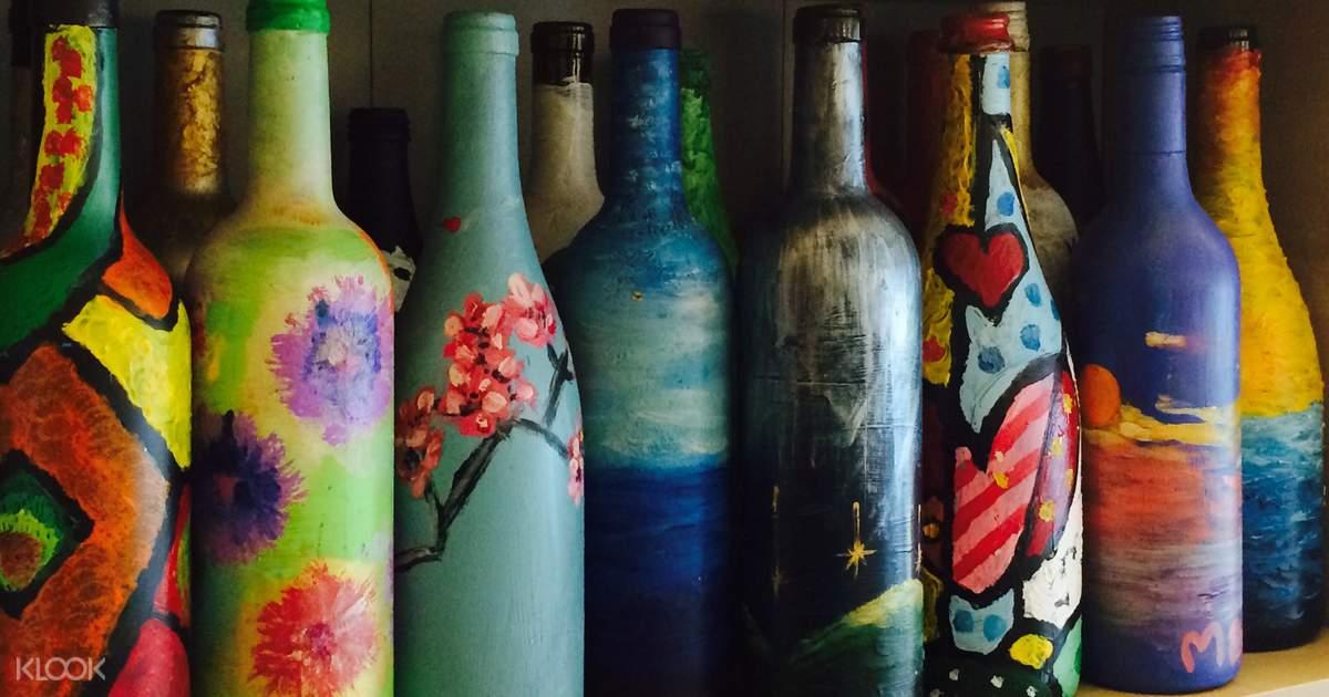 Bottle Painting Workshop