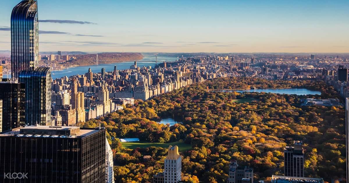 【紐約一卡通】紐約自選景點門票New York City Explorer Pass - KLOOK客路