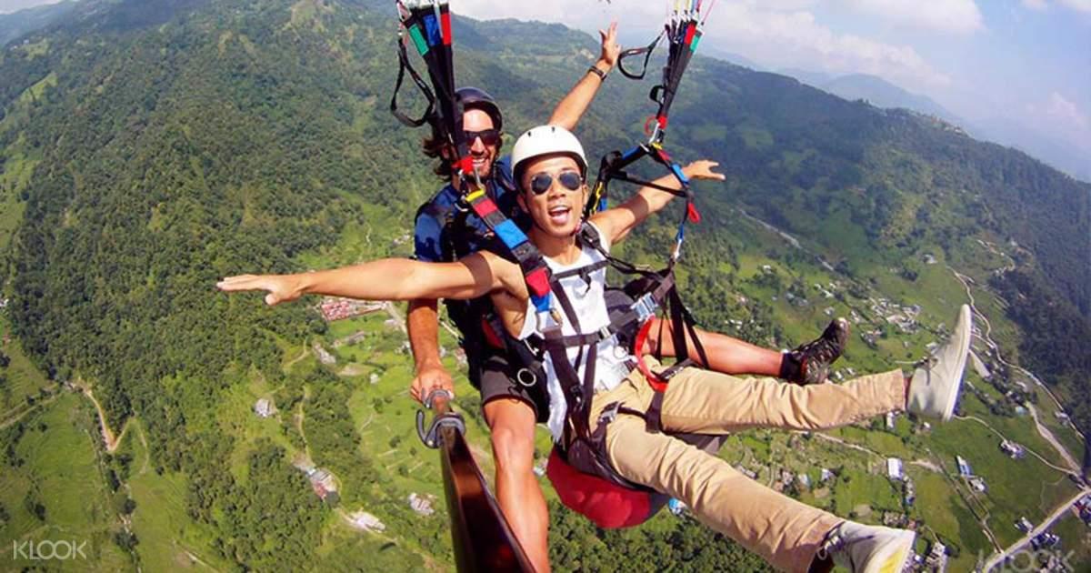 Paragliding Pokhara - Klook