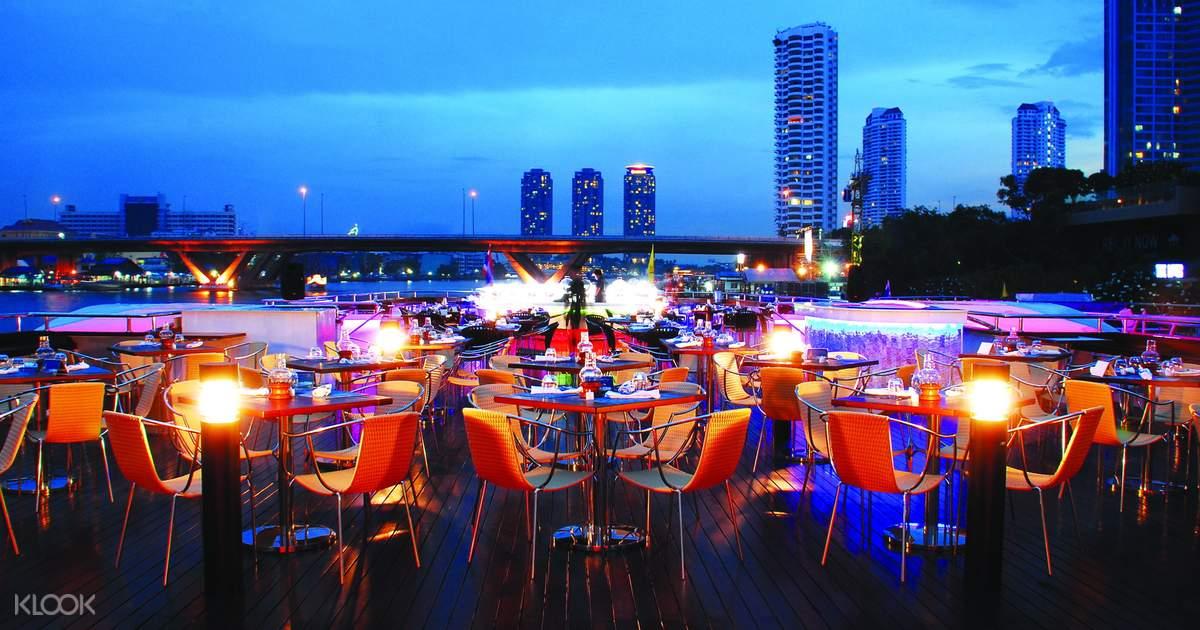 Grand Pearl Dinner Cruise - Klook