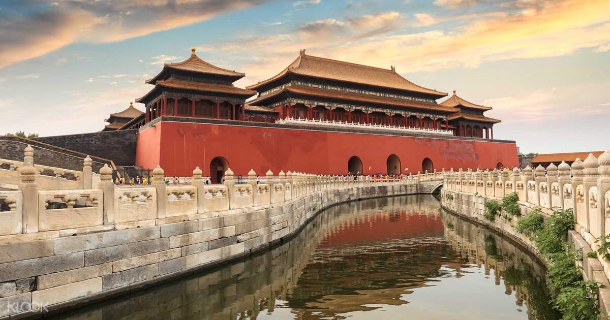 Beijing Day Tour The Forbidden City And Juyongguan Great
