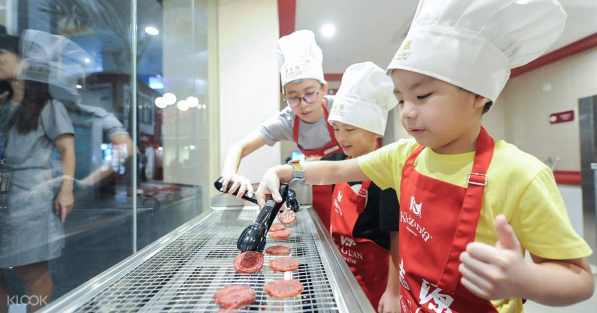 Have Fun at the Kid-Sized City with KidZania Singapore