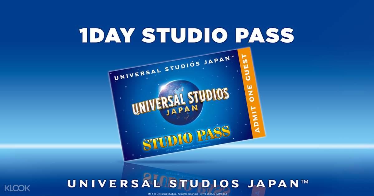 Buy Universal Studios Japan E Ticket Klook Us