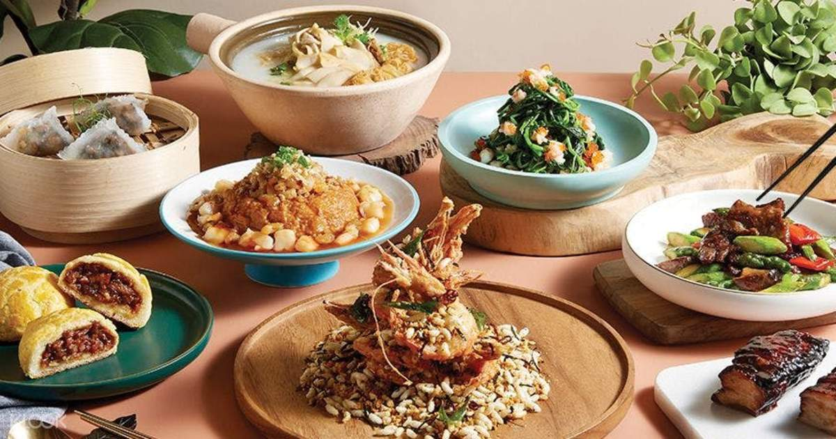 Online Reservation Crystal Jade Kitchen In City Hall Klook Singapore