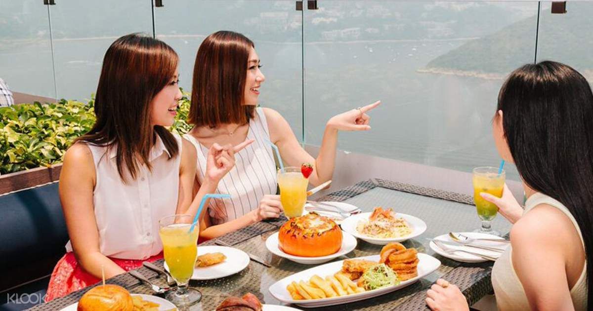 Ocean Park Hong Kong Admission and Food Packages - Klook