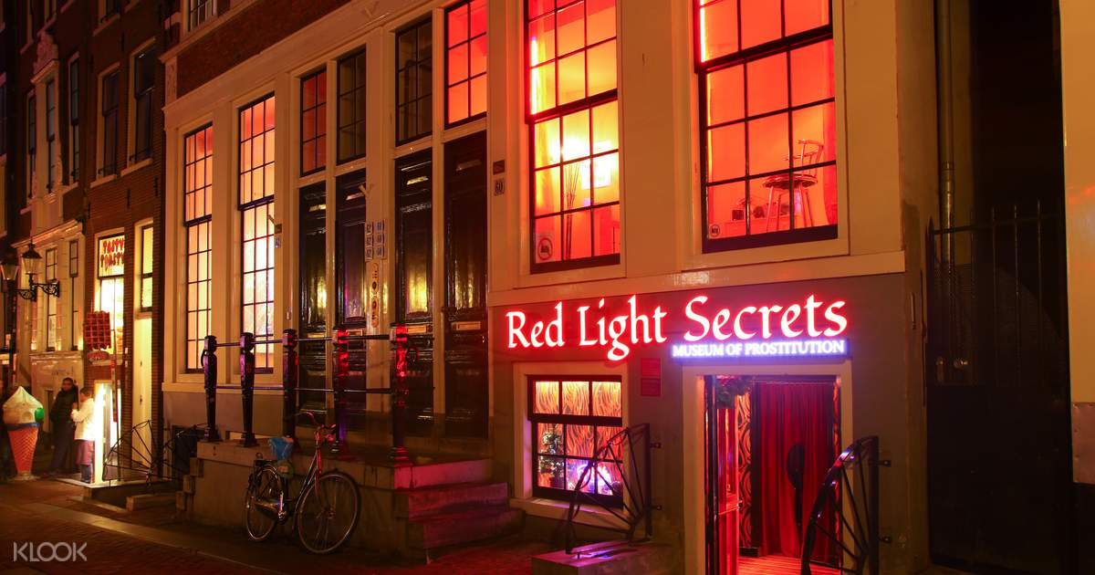 Amsterdam Red Light District Guided Walking Tour - Klook