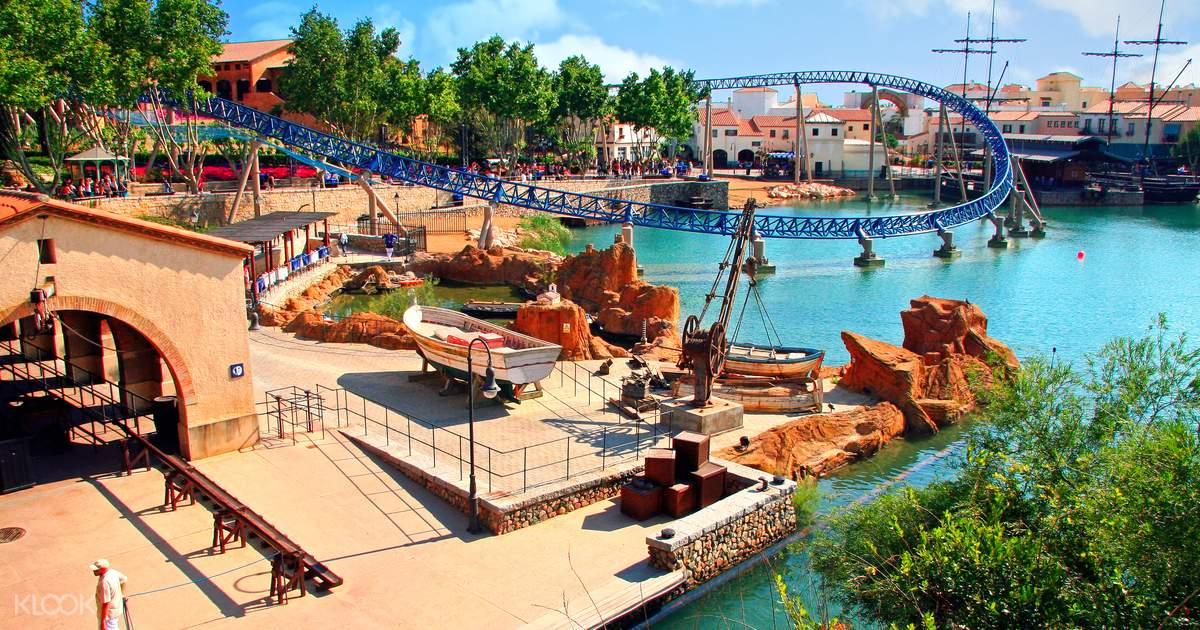 Day Trip To Portaventura From Barcelona