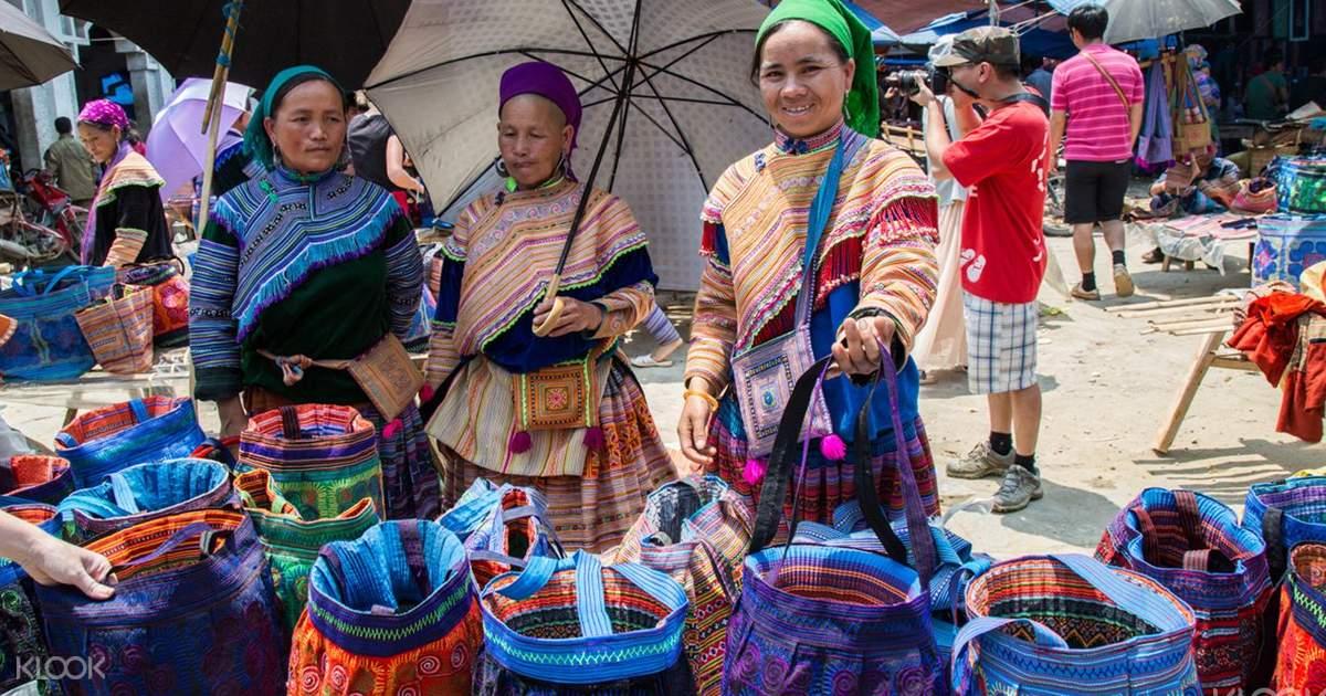 Sapa Bac Ha Market Tour - Klook