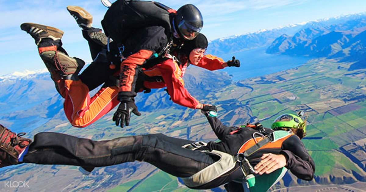 Skydive Wanaka in Queenstown, New Zealand - Klook