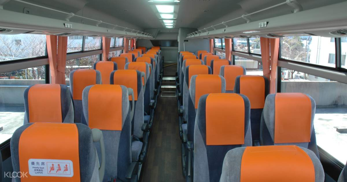 Tokyo Narita Airport Limousine Bus Ticket (One Way