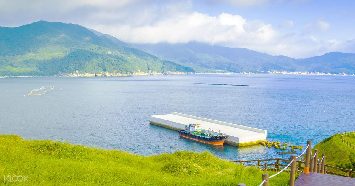 Geojedo Island Day Tour - Klook