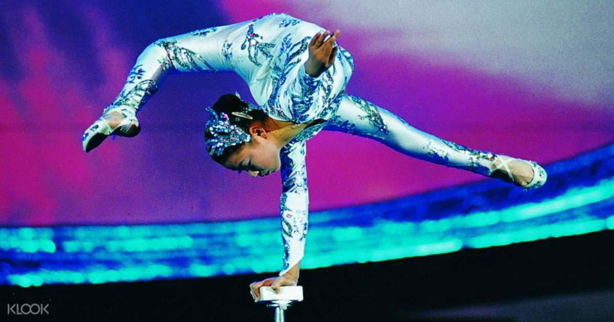 Chaoyang Theatre Acrobatic Show - Klook