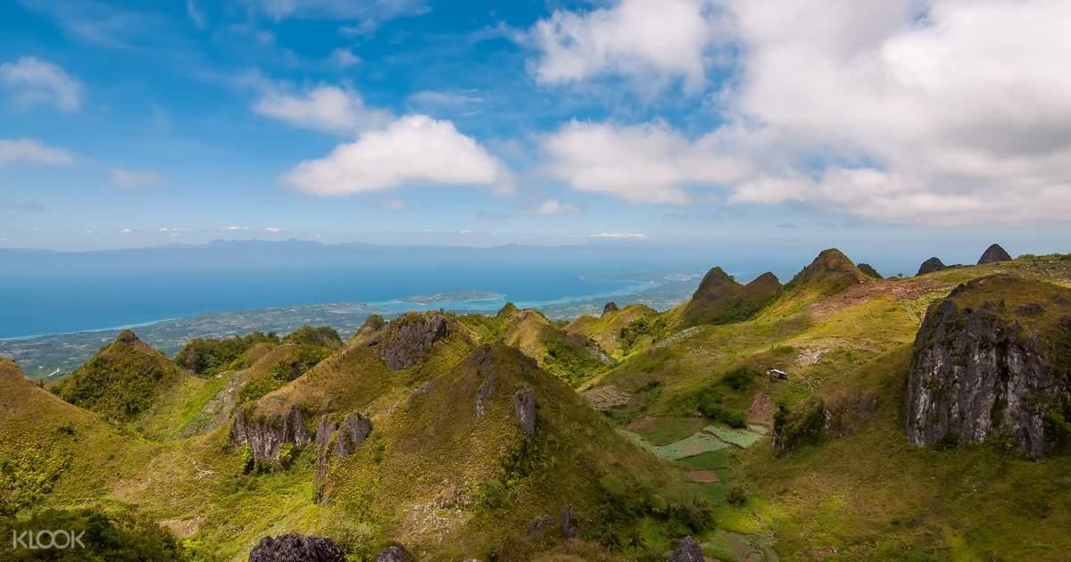 Cebu Kawasan Waterfalls & Osmena Peak Tour - Klook