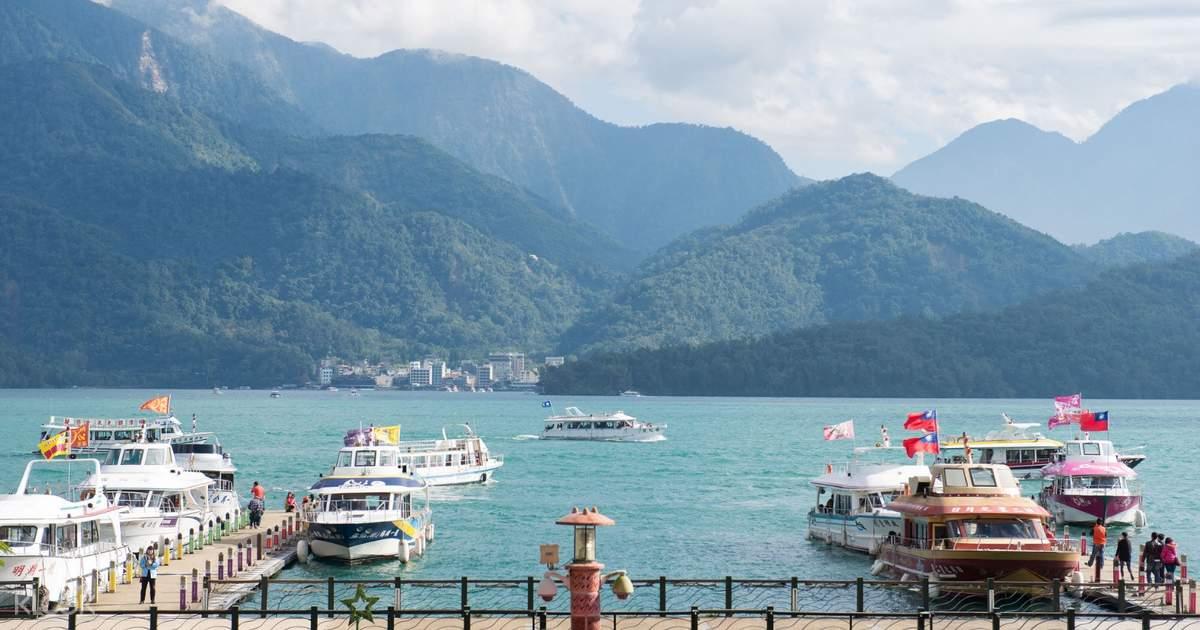 Private City Transfers Between Sun Moon Lake, Taipei