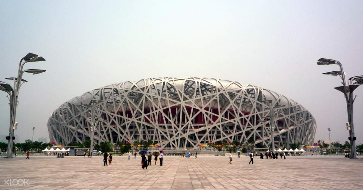 Beijing Tiananmen Square, The Forbidden City and Olympic
