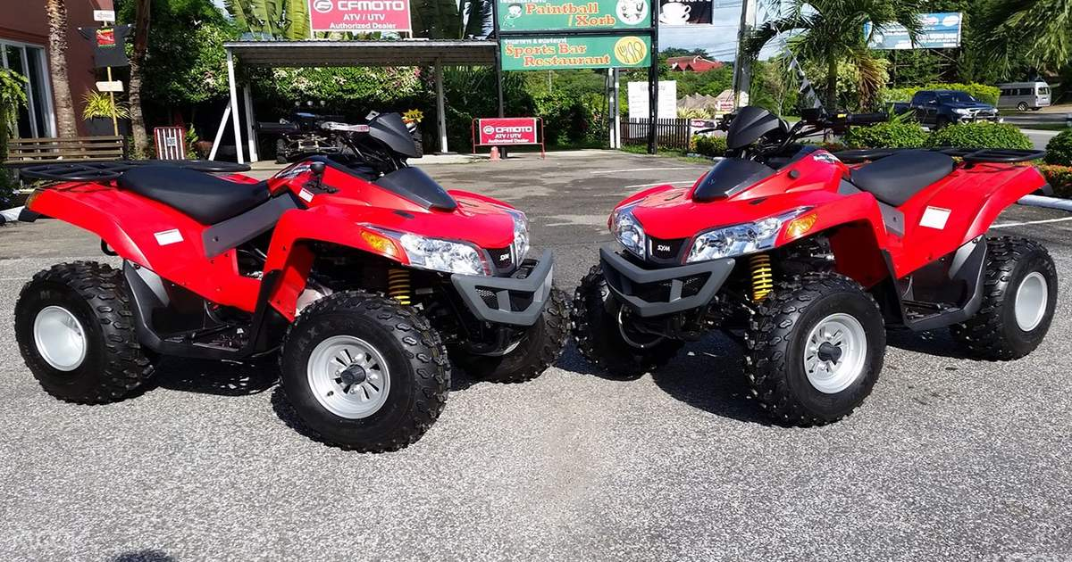 Chiang Mai ATV and Buggy Experience - Klook