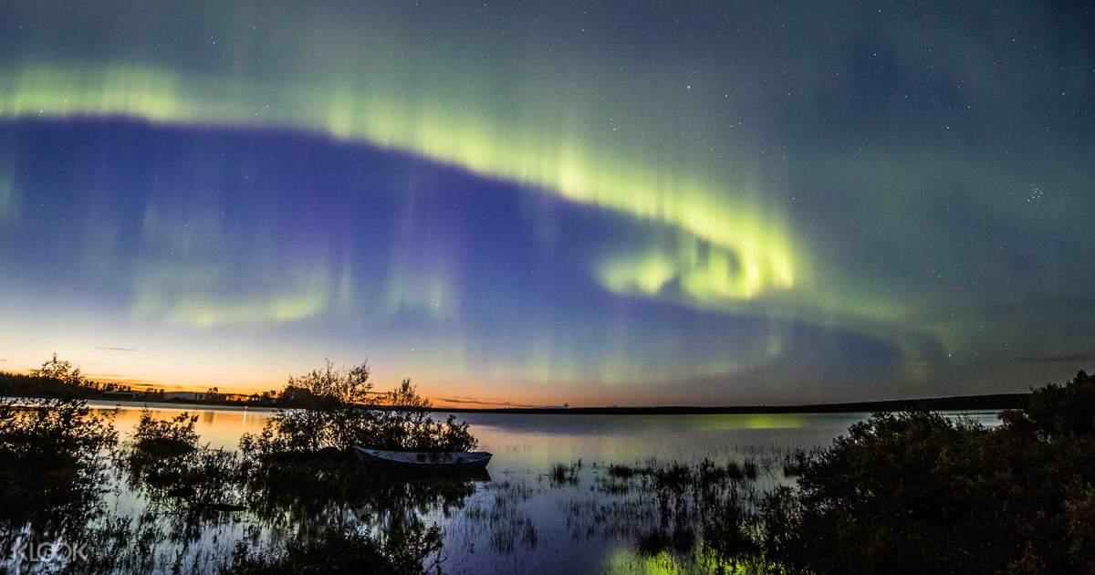 북극광 오로라 포토그래피 투어 - Klook