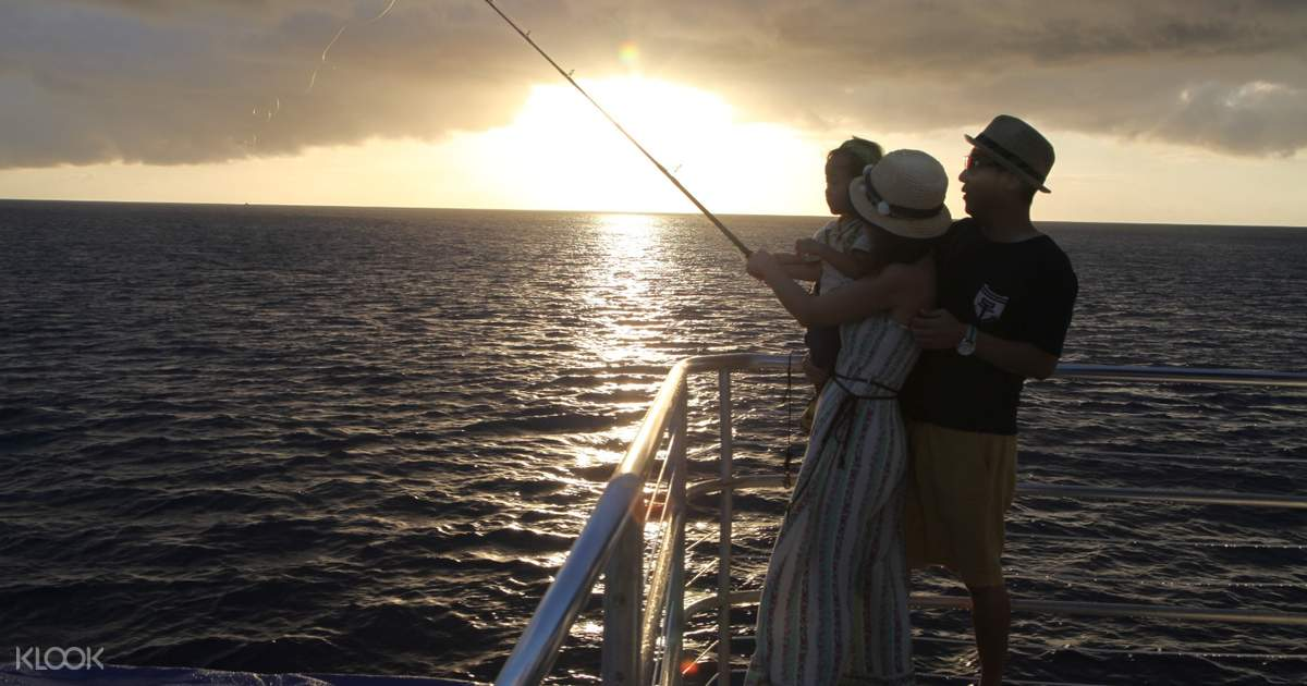 Big Sunset Dinner Cruise in Guam - Klook