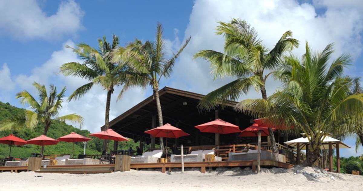 Discounted Vouchers at The Beach Bar & Grill in Guam - Klook