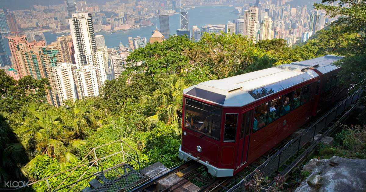 Central and Victoria Peak Cultural Tour in Hong Kong - Klook