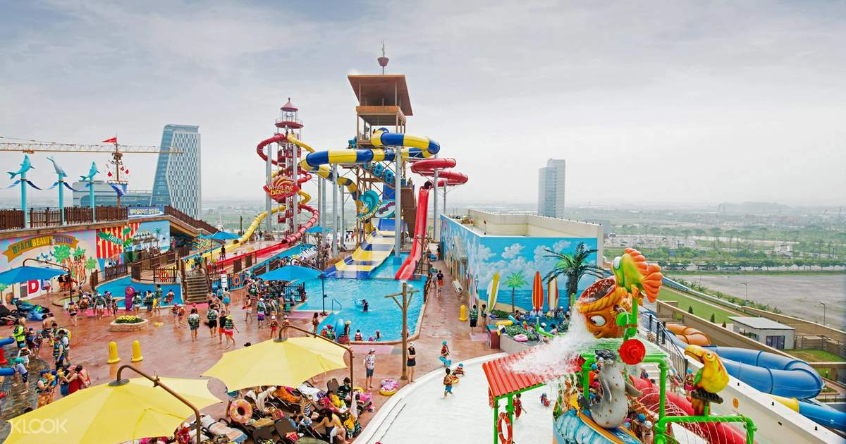Discount Tickets to Onemount Water Park in Gyeonggi-do