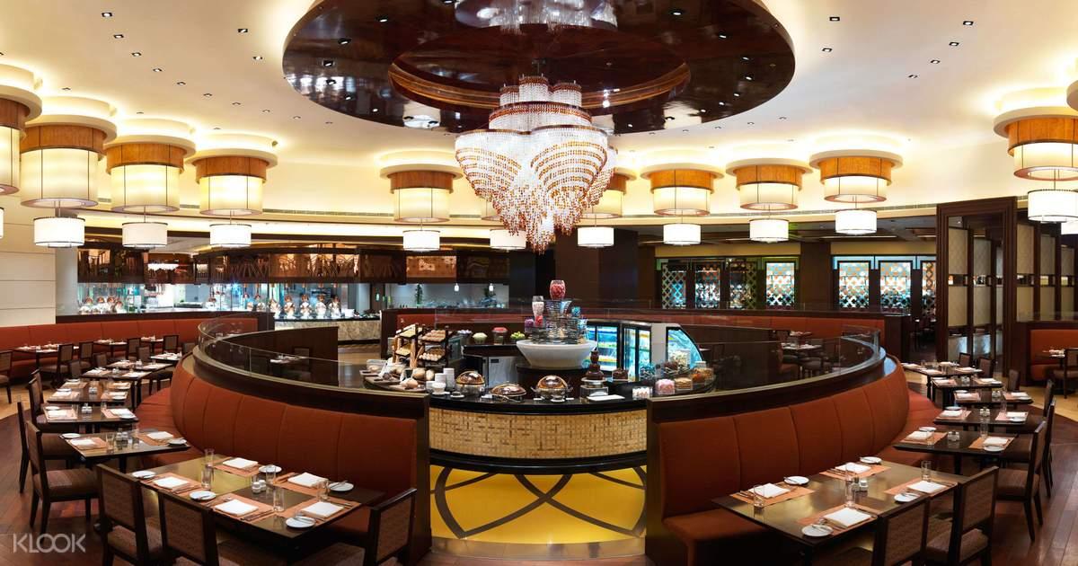 Grand Orbit Buffet at Sands Cotai Central in Macau - Klook
