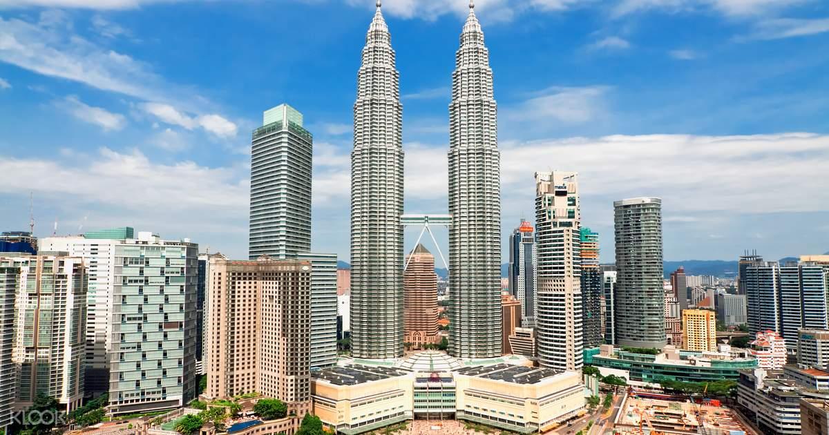 PETRONAS Twin Towers Tickets in Kuala Lumpur - Klook