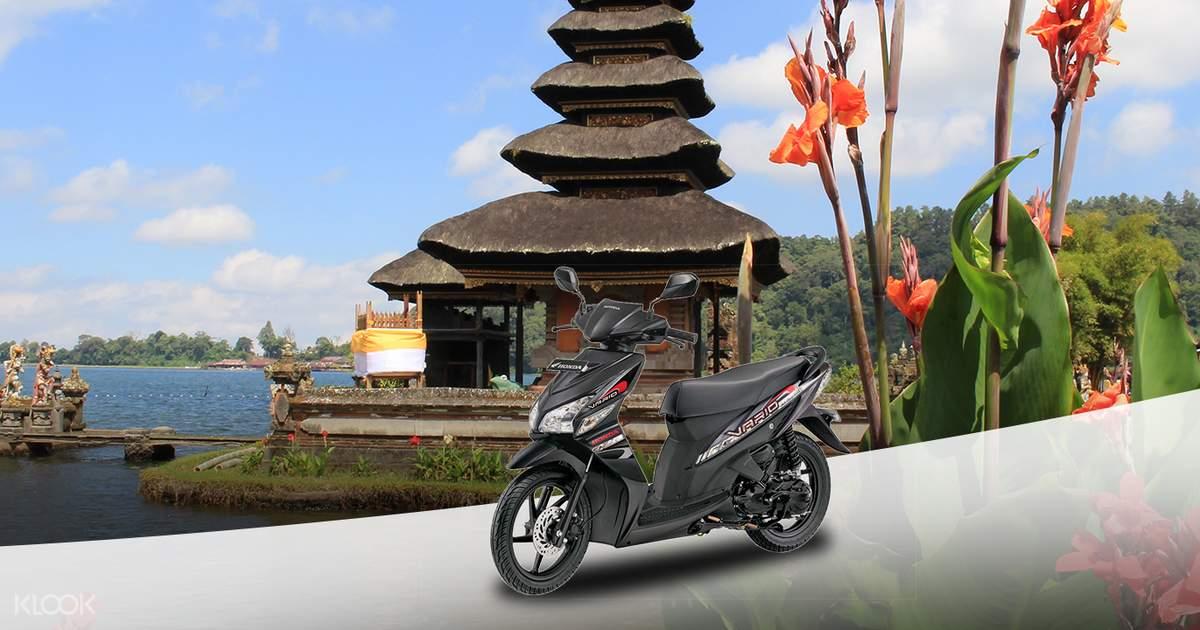 Scooter & Motorbike Rental in Bali