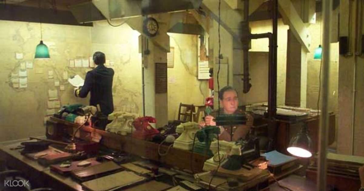 Churchill War Rooms Ticket in London - Klook