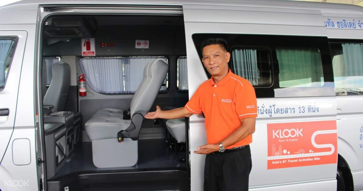 Don Mueang Airport Transfers (DMK) for Bangkok, Pattaya