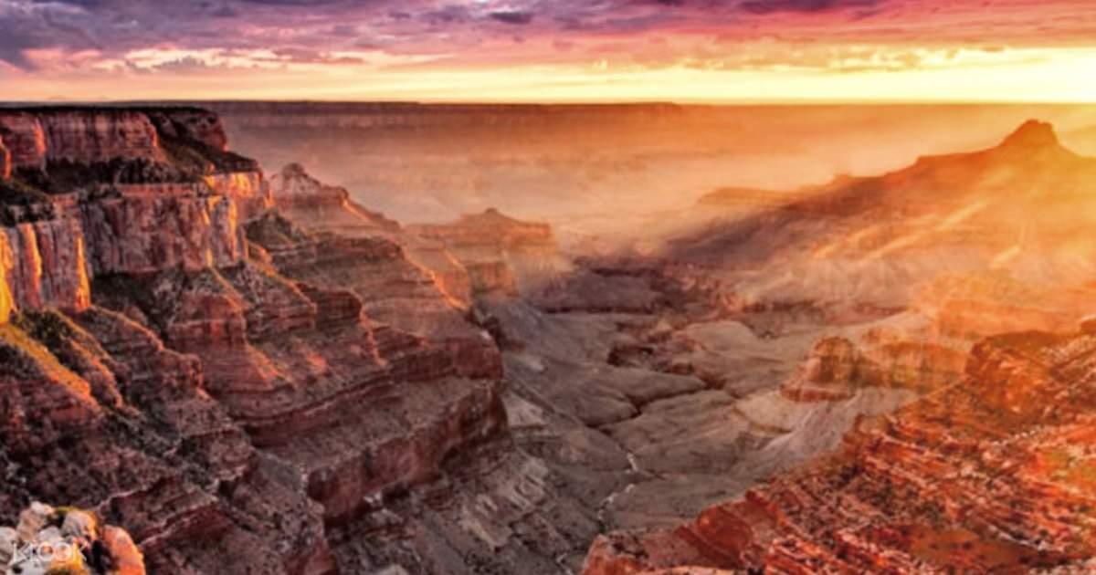 Grand Canyon West Rim Bilingual En Cn Bus Tour From Las Vegas