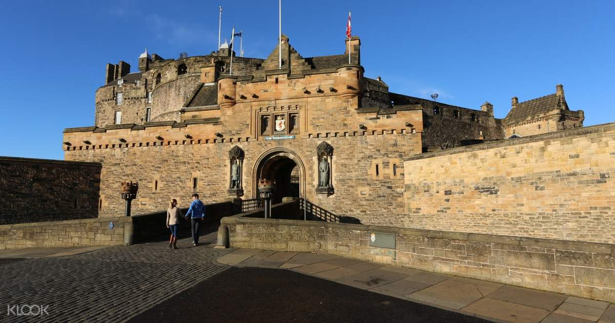 Edinburgh Tour Hop On Hop Off Sightseeing Bus - Klook