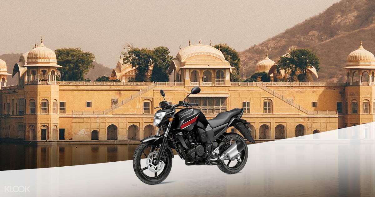 Bike Rentals in Jaipur, India - Klook