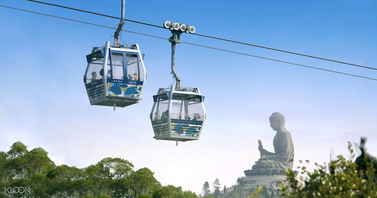 Ngong Ping 360 Cable Car Tickets in Hong Kong (Standard