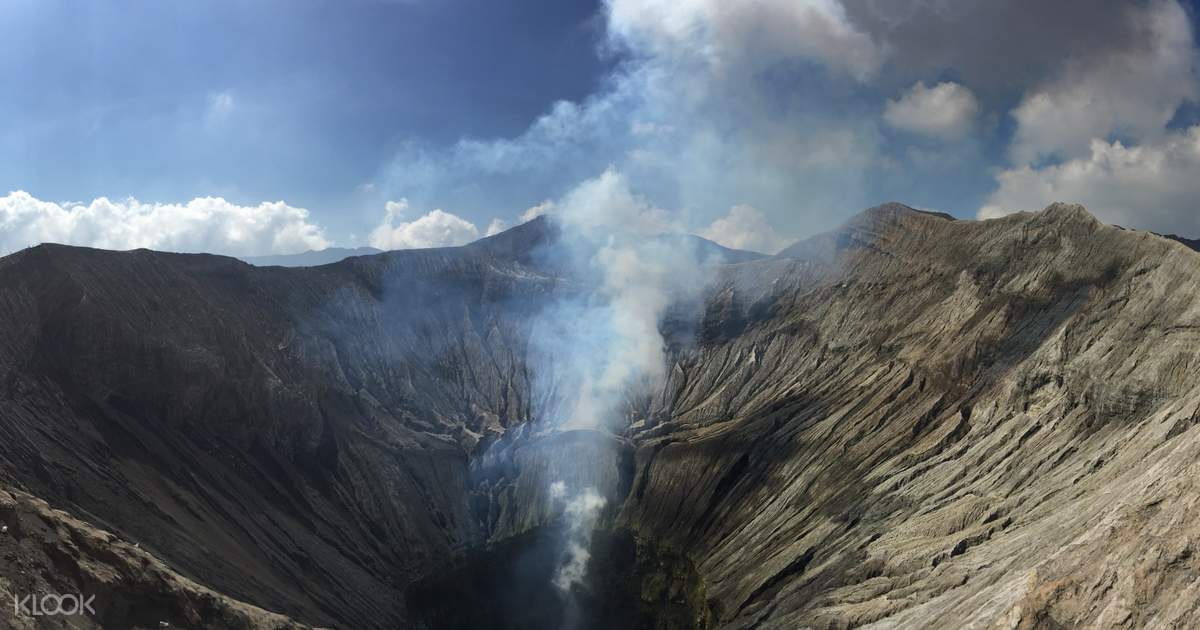 Mount Bromo and Madakaripura Waterfall Day Tour from