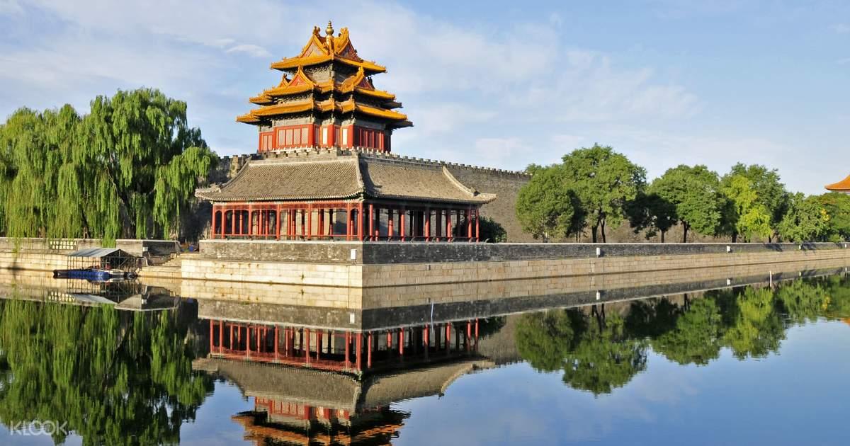 Forbidden City and Badaling Great Wall - Klook