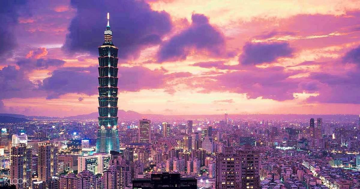 Tiket Taipei 101 Observatory- Klook