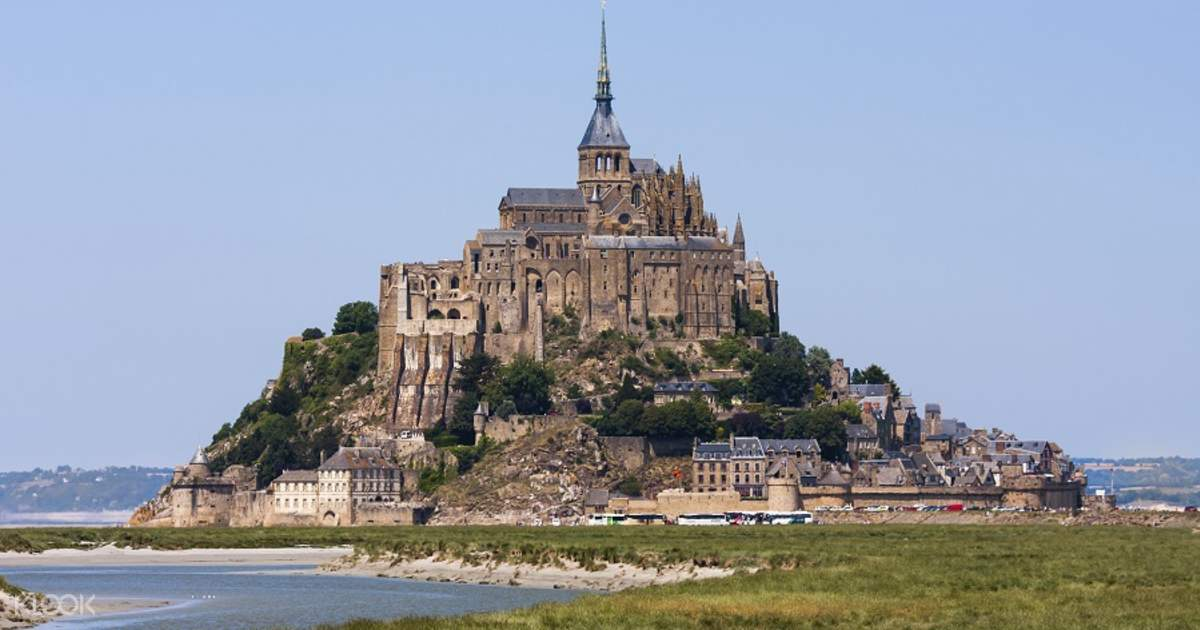 Mont Saint Michel Day Tour from Paris - Klook