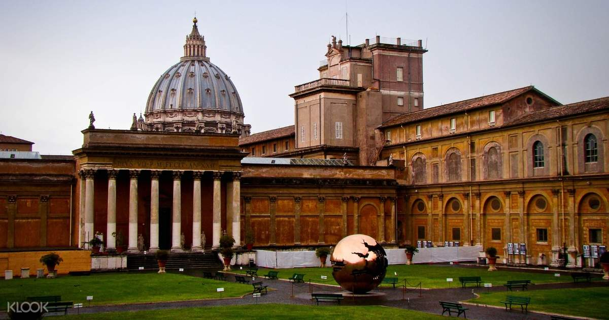 Vatican Museums and the Sistine Chapel Fast Track Entry in