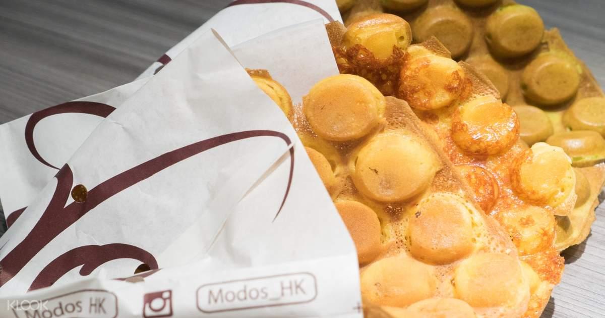 KLOOK 客路 香港用戶專享:旺角街頭美食即減$10優惠碼:第5張圖片