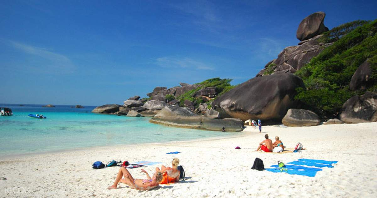 Similan Islands Day Trip - Klook