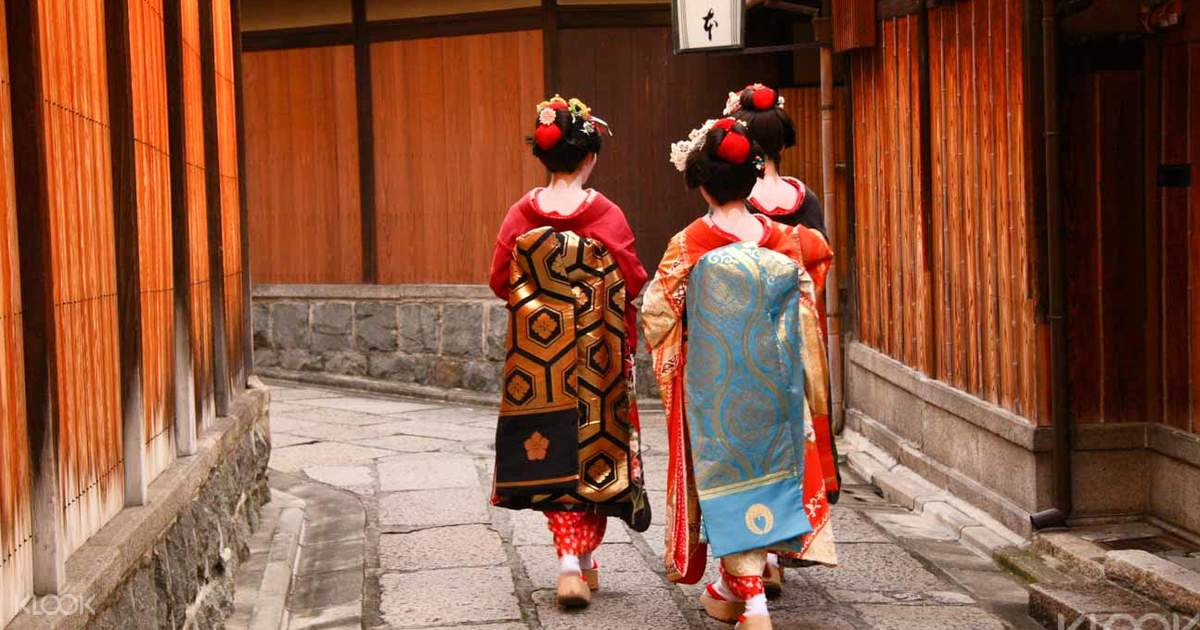 Gion Kimono Experience - Klook