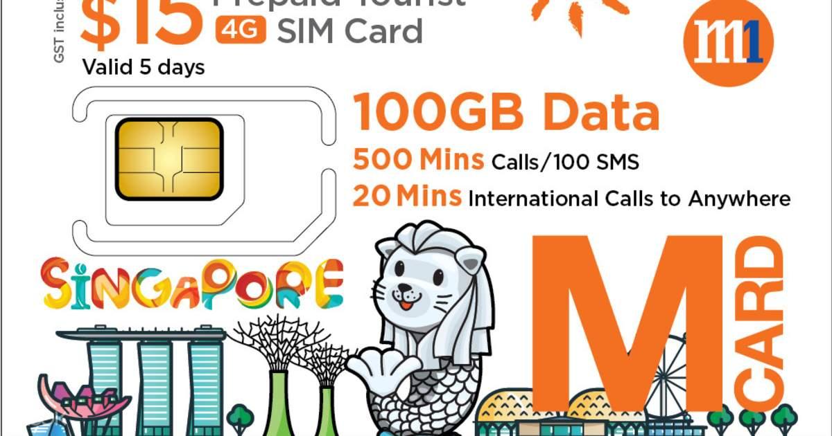 Singapore SIM Card Changi Airport Pick Up - Klook