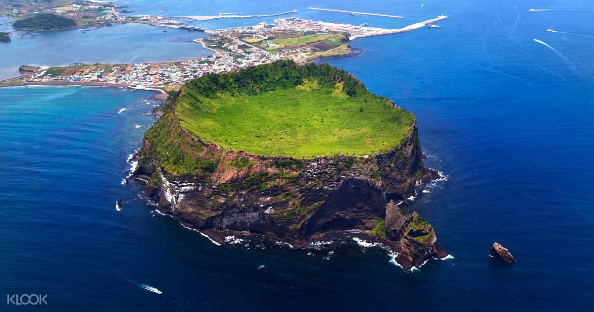 Jeju Island UNESCO Day Tour dengan Penjemputan di Hotel