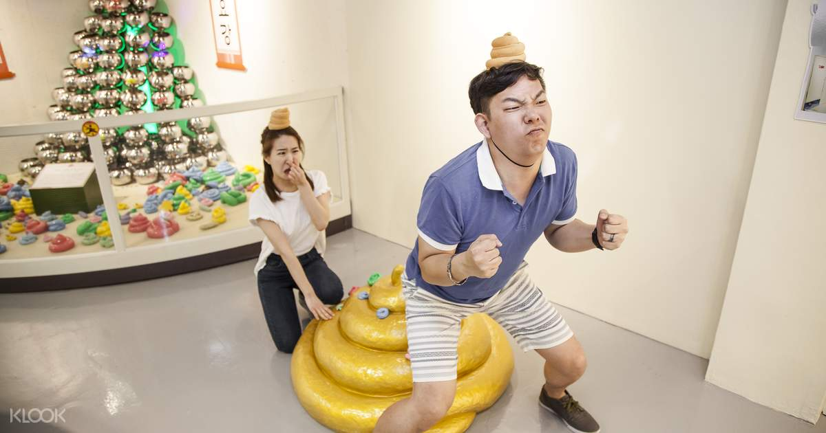 Poo Poo Land in Seoul - Klook