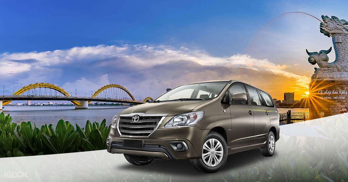 Private Car Charter for Da Nang, Ba Na Hills and My Son Sanctuary