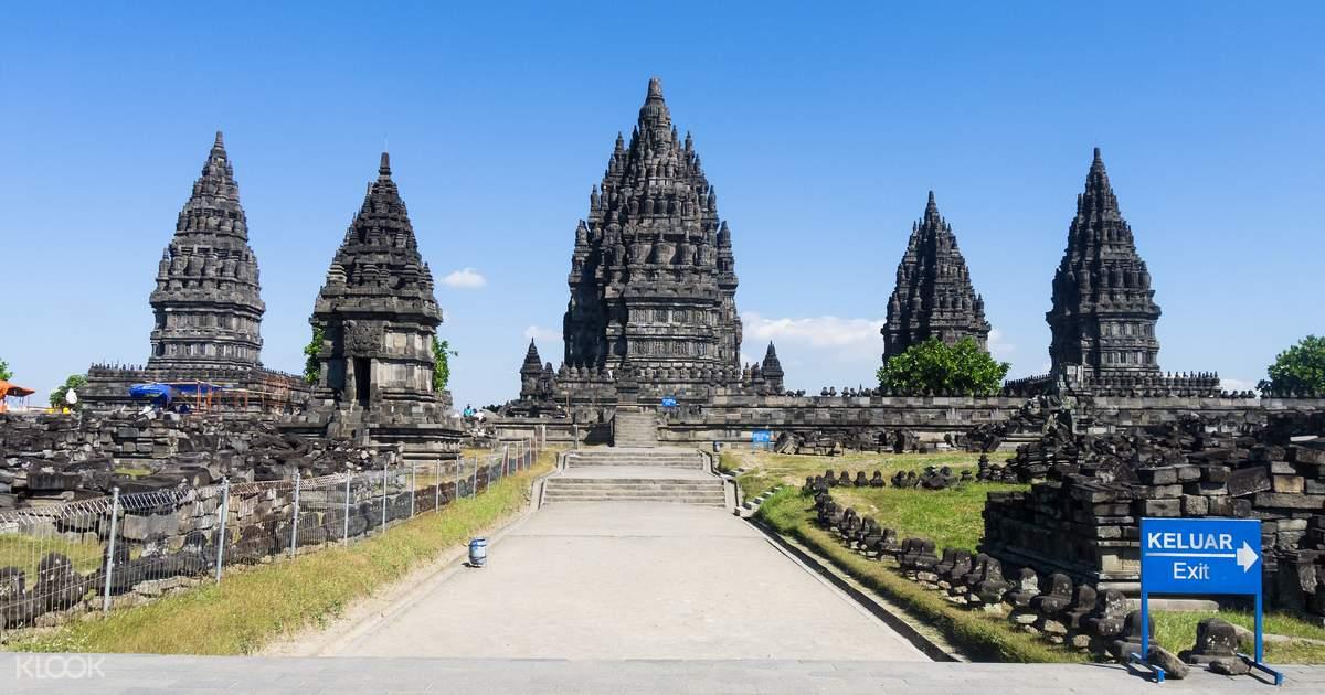 Borobudur & Prambanan Temple Tour, Yogyakarta, Indonesia
