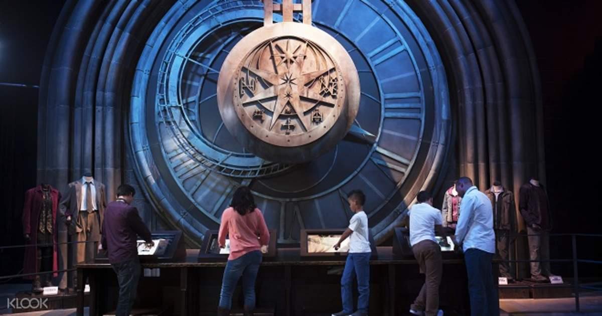 Harry Potter Studio Tour Promo Code