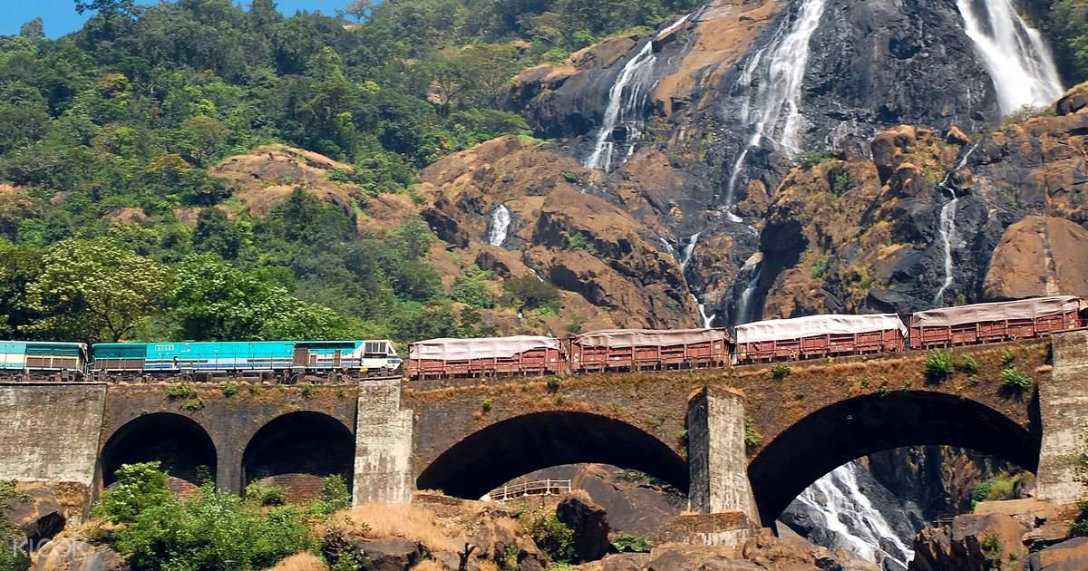 Dudhsagar Waterfall Day Tour from Goa - Klook